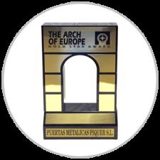 Premio Arch of Europe Puertas Piquer