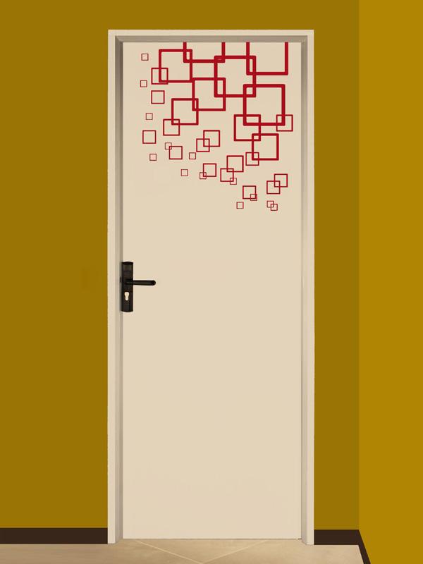 Puerta multiusos ensamblada