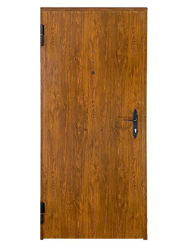 Puertas residenciales. Modelo Rústica