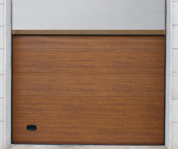Modelos de puertas de garaje dierre puerta seccional para for Modelos de puertas de garaje