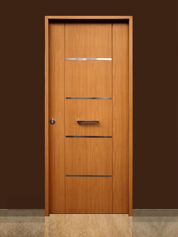 Modelos de puertas metalicas para entrada principal for Modelos de puertas de madera para puerta principal