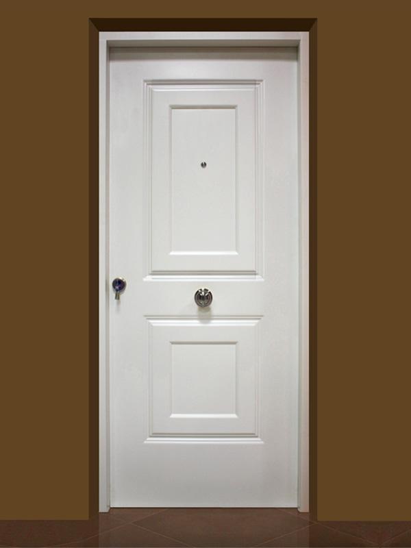 Puertas piquer puerta residencial levante for Puertas metalicas entrada principal