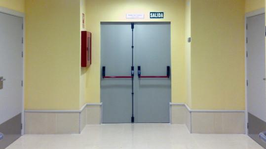 Proyectos Puertas Piquer. Residencia