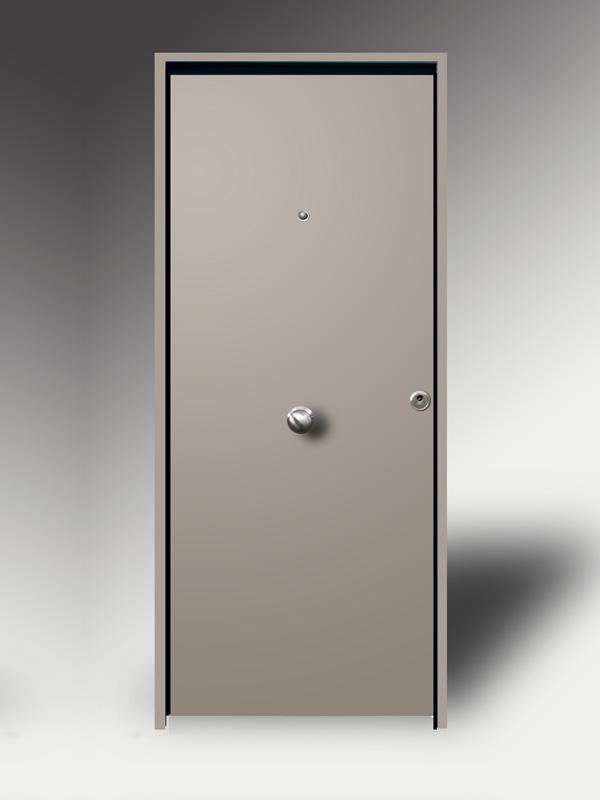 Puertas residenciales. Modelo Style Perla