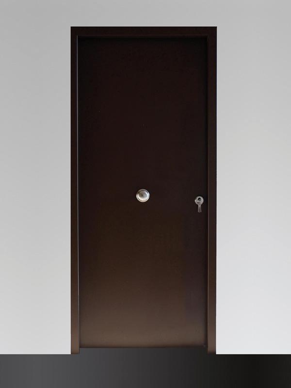 Puertas residenciales. Modelo Style Seguridad