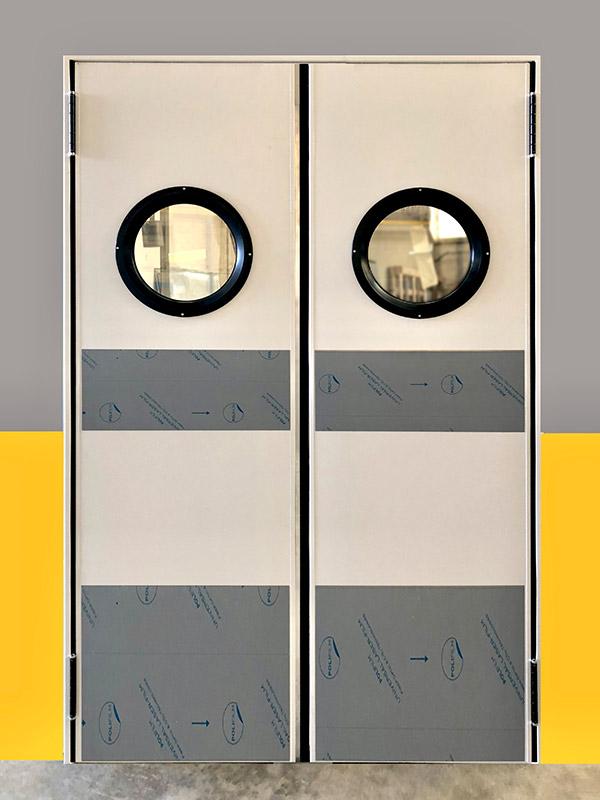 puertas piquer. puerta vaiven